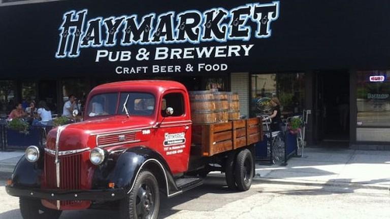haymarket truck3
