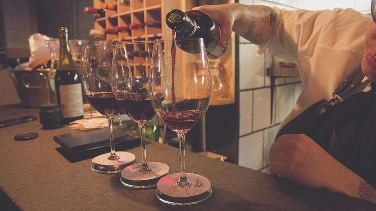 wine bars in mexico