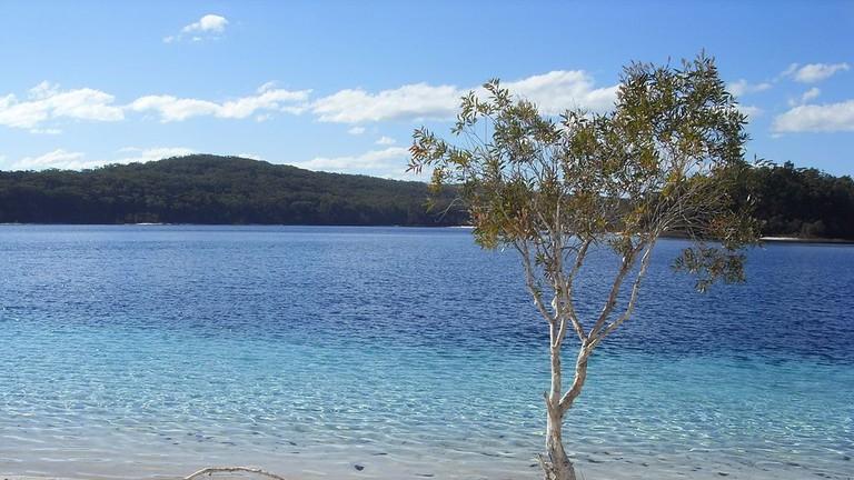Lake McKenzie © Korkut Tas / Wikimedia Commons