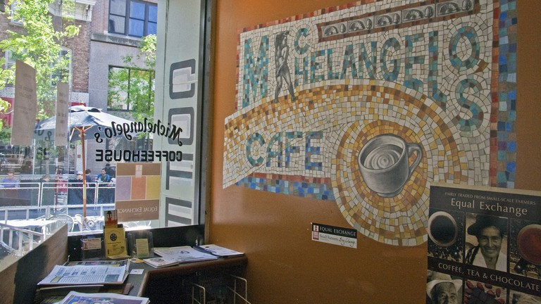 Michelangelo's Coffee House | © Courtesy of Michelangelo's Coffee House