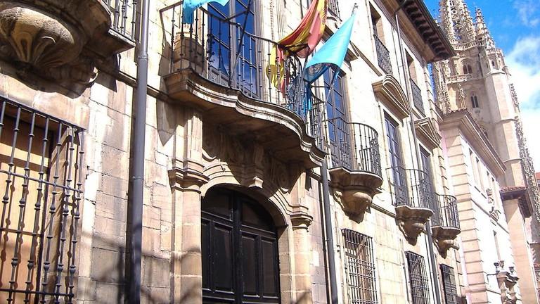 Fine Arts Museum of Asturias, Oviedo, Spain