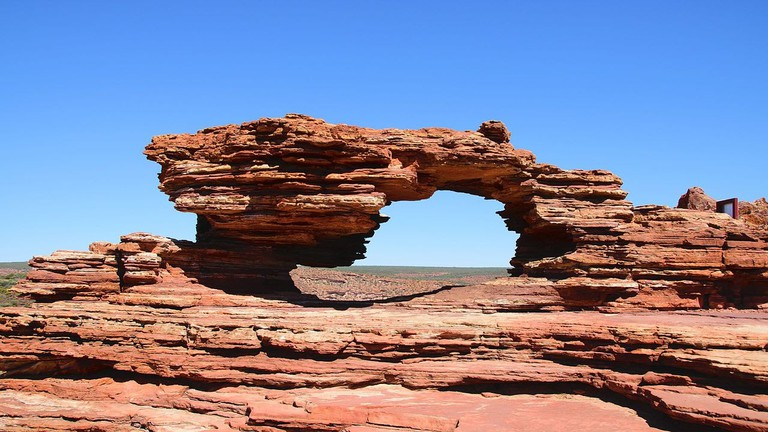 Nature's Window in Kalbarri National Park | © Bojan von Känel / WikiCommons