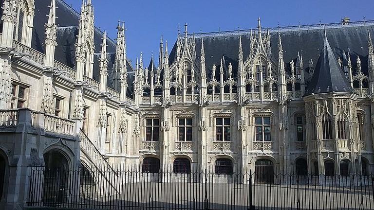 Palais de Justice Rouen