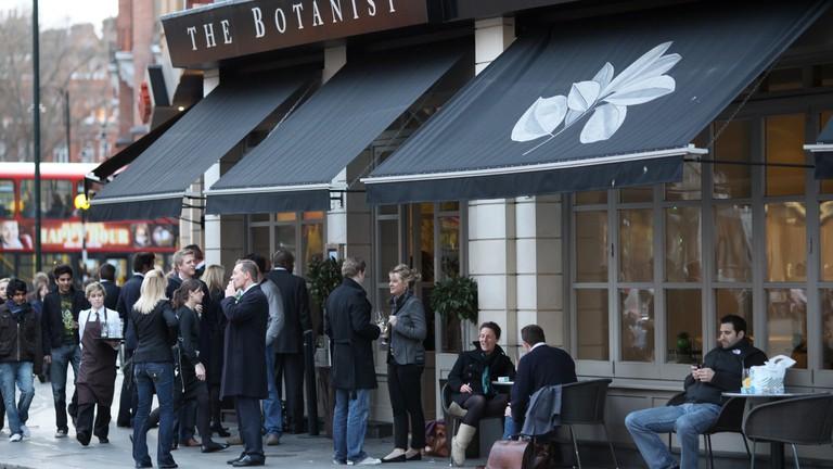 The Botanist in Sloane Square