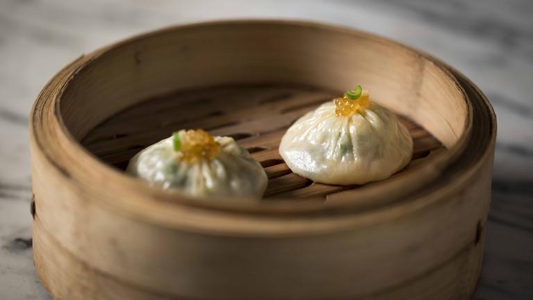 Shanghi steamed dumpling