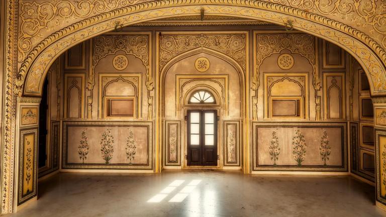 Nahargarh Fort Jaipur, Rajasthan, India | © Roop_Dey/Shutterstock