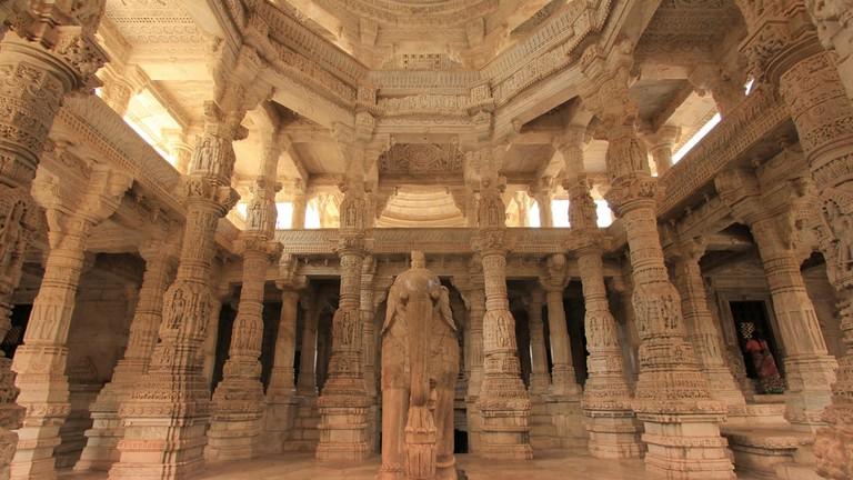 Dilwara Jain Temple   © Ozphotoguy/Shutterstock