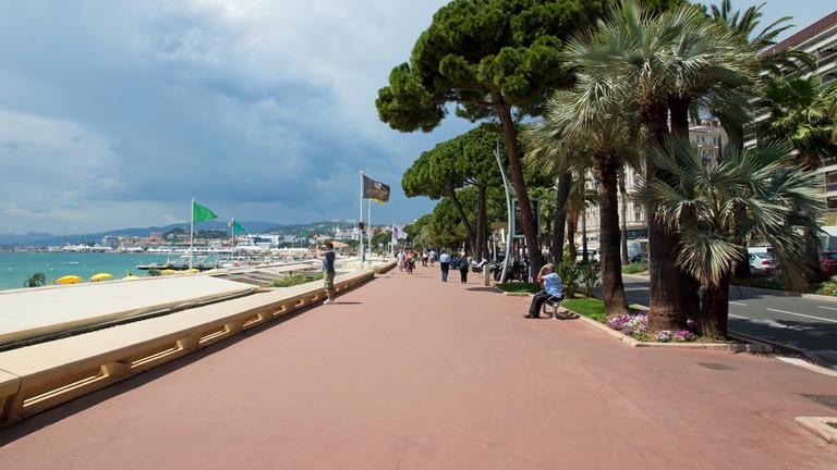 La Croisette Boulevard, Cannes