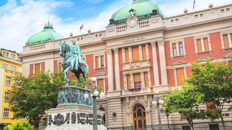Belgrade was the capital of the first Yugoslavia