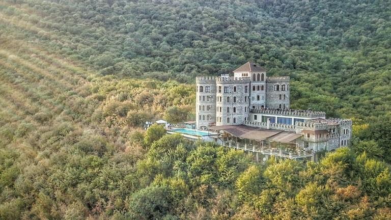 Royal Batoni Hotel in Kakheti, Georgia | © Microscope/Shutterstock