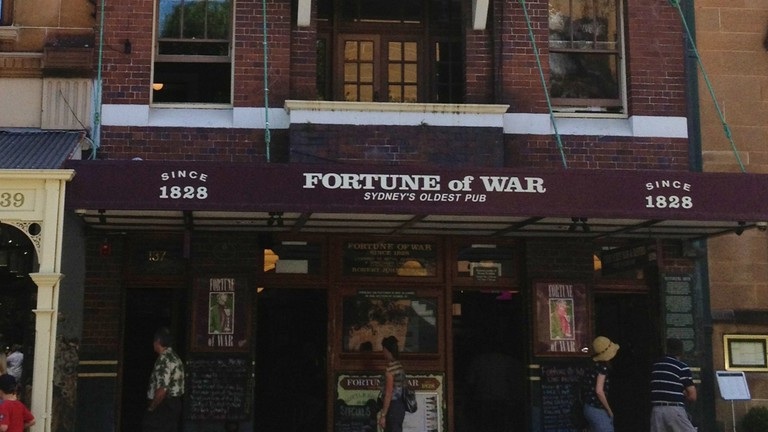 Fortune of War © Jan Smith / Flickr