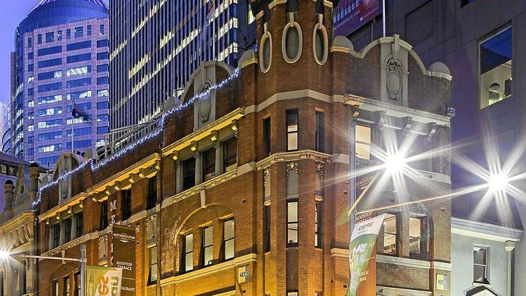 The Metropolitan Hotel in Sydney © Metropolitan Hotel