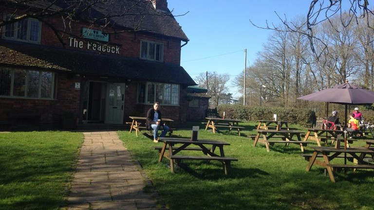 The Pacock, Kings Norton - Dog friendly pubs in Birmingham