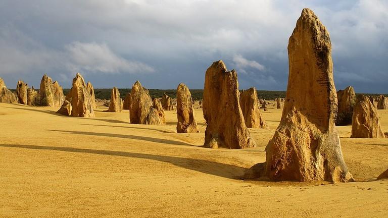 The Pinnacles | © Binarysequence / WikiCommons