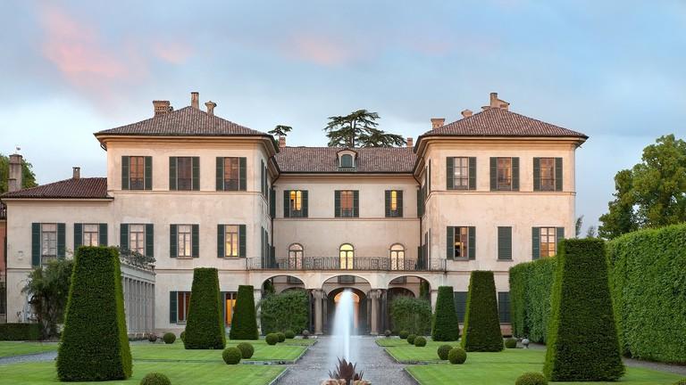 Villa and Collection Panza, Varese, Italy | © FAI - Fondo Ambiente Italiano Photo courtesy Arenaimmagini.it (2013)