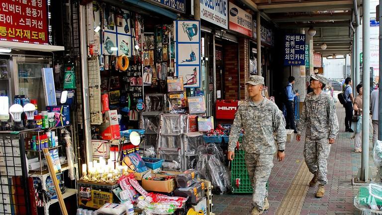 Yongsan Electronics Market