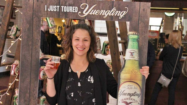 Tour the Yuengling Brewery