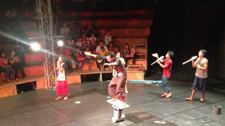 Phare, The Cambodian Circus