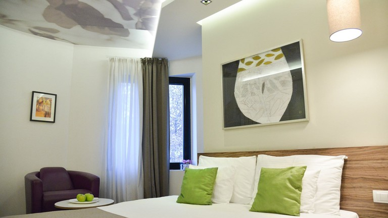 One of the best located hotels in Niš
