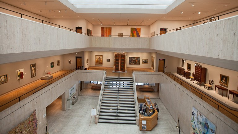 Chazen Museum of Art | © John Benson/flickr