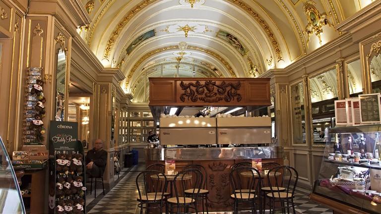 Caffe Cordina Interior