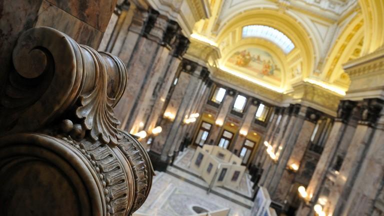 Palacio Legislativo, parliament, Uruguayan architecture, architecture