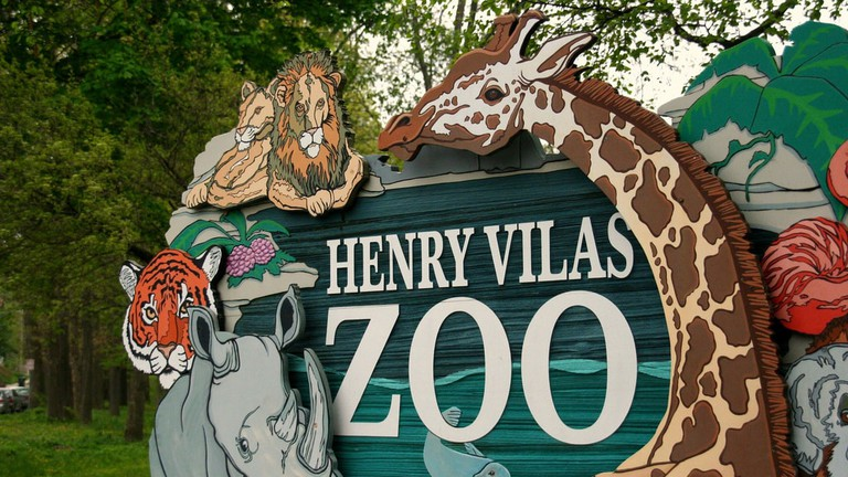 Henry Vilas Zoo in Madison | © okandasan/flickr