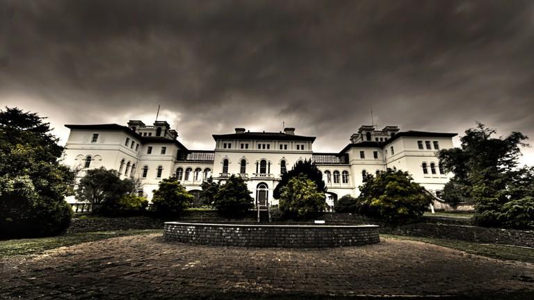 Aradale Mental Hospital © Eldraque77 / Wikimedia Commons