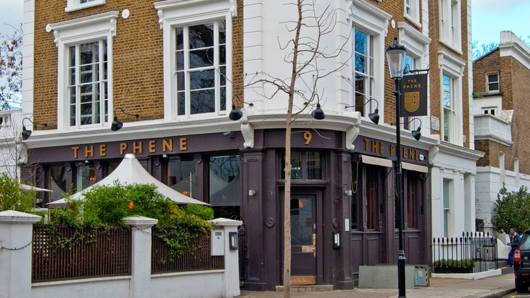 The Phene, Chelsea, London.