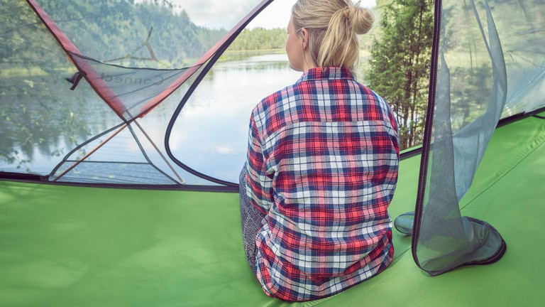 Nuuksio National Park as a road trip destination in Finland