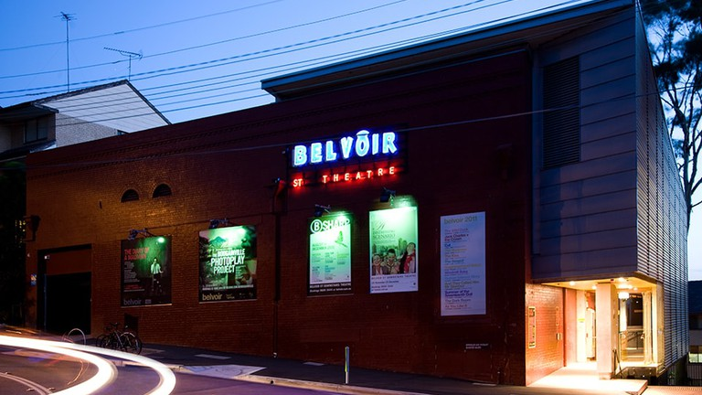 Exterior of the Belvoir St Theatre © Belvoir