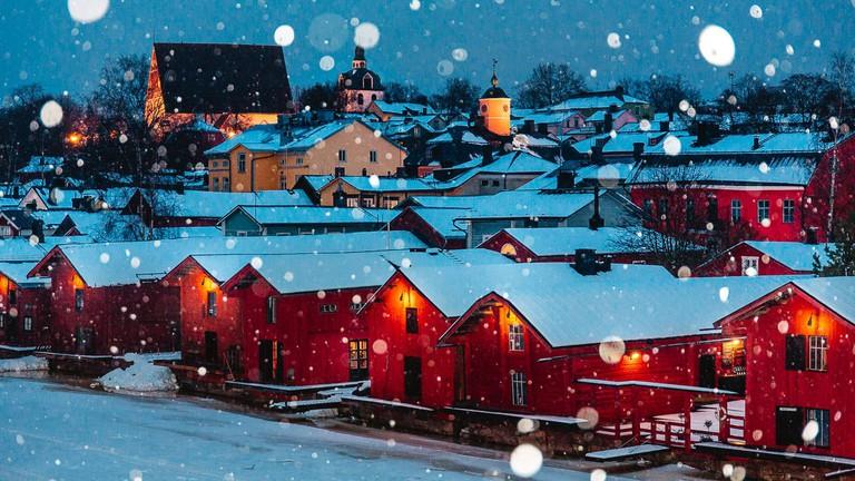 Best road trip location from Helsinki