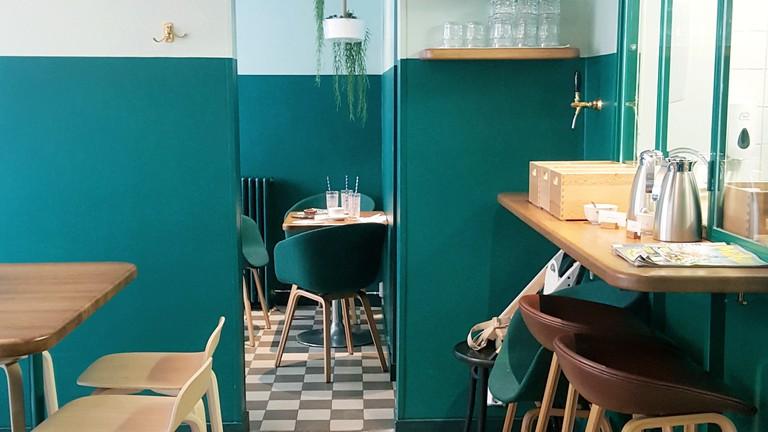 Helsinki's coffee shops are full of Instagram opportunities.