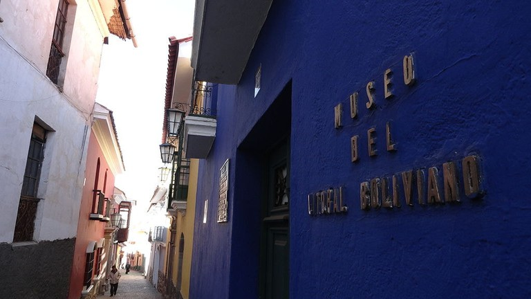Museums and galleries La Paz, Bolivia