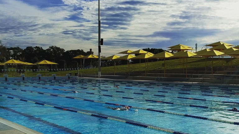 Prince Alfred Park Pool © Mary and Andrew / Flickr