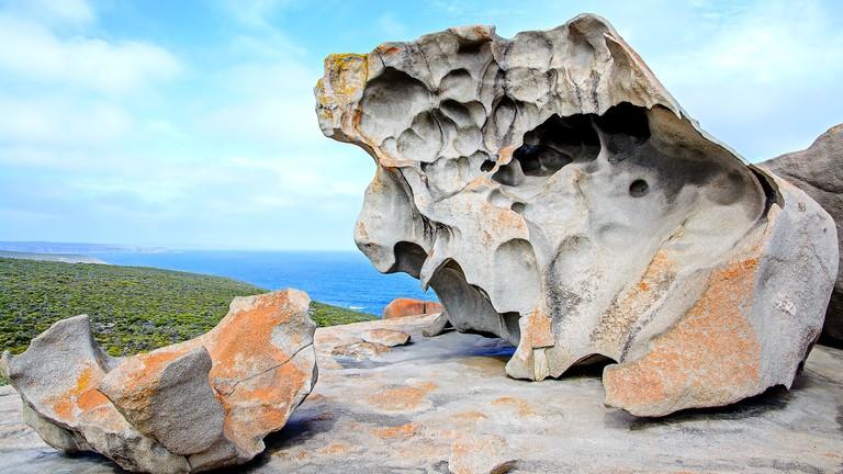 Remarkable Rocks on Kangaroo Island © Pasquale Paolo Cardo / Flickr
