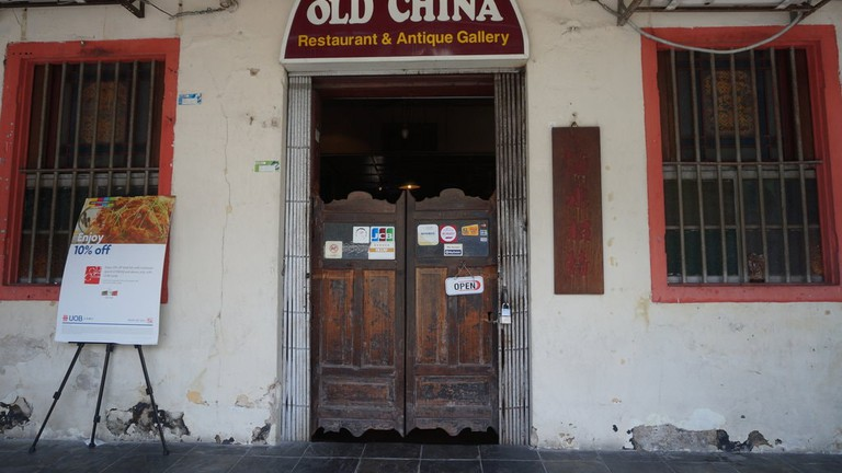 Old China Cafe Chinatown
