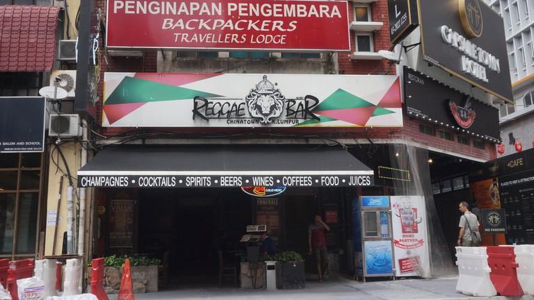 Reggae Bar Chinatown KL