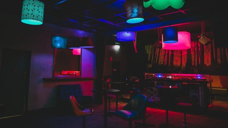 Sly Fox interior © Sly Fox