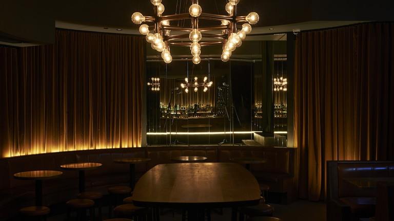 The bar at Golden Age © Douglas Lance Gibson / Golden Age