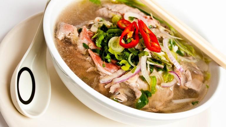Vietnamese pho © Nick Nguyen / Flickr