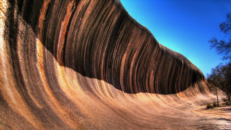Wave Rock © Alan Lam / Flickr