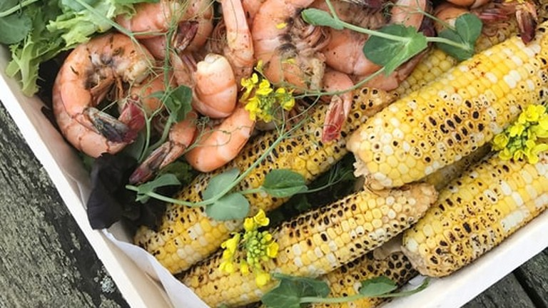 Fresh farm-to-table fare at Hamptons Aristocrat