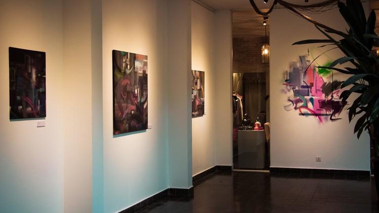 Lotus Pond Art Gallery