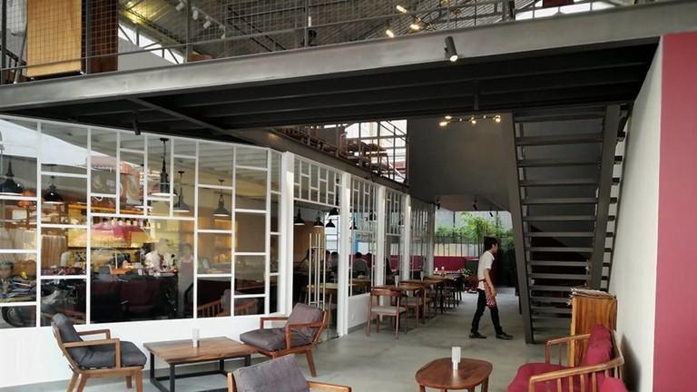 Java Creative Cafe