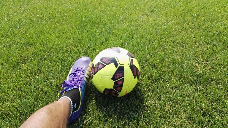 Football fever takes over Dubai