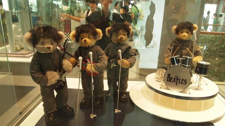 Teddy Bear Museum Walter Lim Flickr