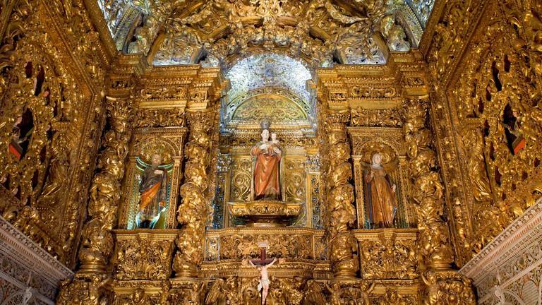 São Roque Church, Lisbon, Portugal.