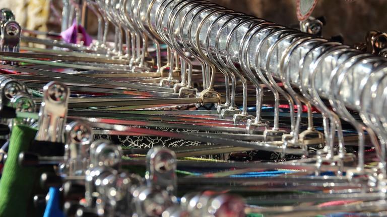 Clothes rails | © meineresterampe / Pixabay