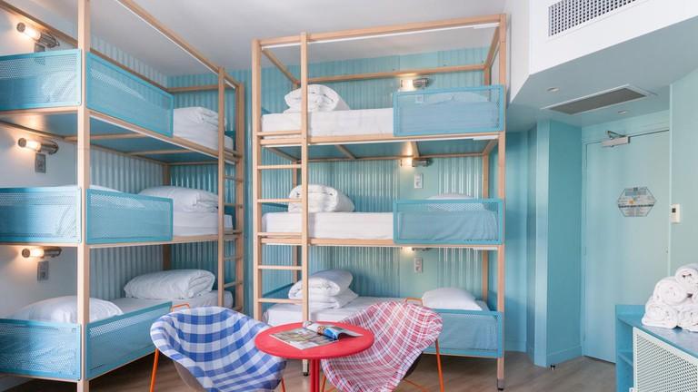Hostel Ozz is a stylish hostel in Nice |© Hostelworld